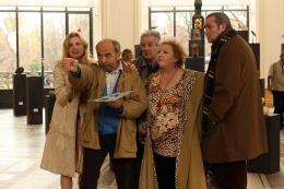 Musée haut, musée bas Gérard Jugnot, Isabelle Carré, Pierre Arditi, Chantal Neuwirth et Laurent Gamelon photo 5 sur 31