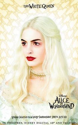 photo 75/527 - Anne Hathaway - Alice au pays des Merveilles - © Walt Disney Studios Motion Pictures France
