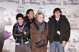 photo 484/527 - Fran�oise Laborde - Avant-premi�re � Paris (15 mars 2010) - Alice au pays des Merveilles - © Walt Disney Studios Motion Pictures France