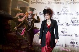 photo 504/527 - Helena Boham Carter - Avant-premi�re � Paris (15 mars 2010) - Alice au pays des Merveilles - © Walt Disney Studios Motion Pictures France