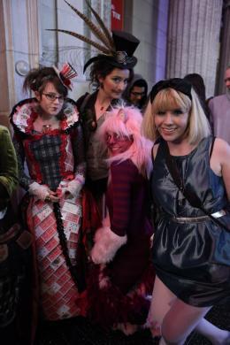 photo 431/527 - Ultimate Fan Event (25 fevrier 2010) - Alice au pays des Merveilles - © Walt Disney Studios Motion Pictures France