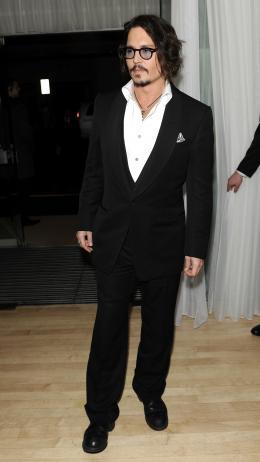 photo 174/527 - Johnny Depp - Avant-premi�re royale � Londres (25 f�vrier 2010) - Alice au pays des Merveilles - © Walt Disney Studios Motion Pictures France