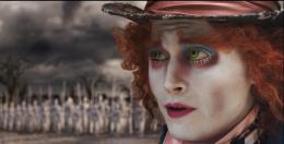 Alice au pays des Merveilles Johnny Depp photo 5 sur 527