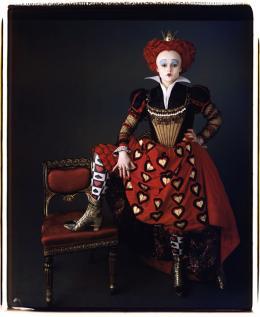 photo 83/527 - Helena Bonham Carter - Alice au pays des Merveilles - © Walt Disney Studios Motion Pictures France