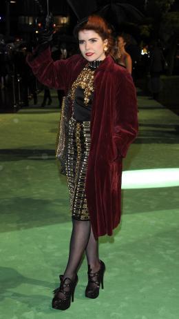 photo 288/527 - Paloma Faith - Avant-premi�re royale � Londres (25 f�vrier 2010) - Alice au pays des Merveilles - © Walt Disney Studios Motion Pictures France
