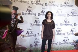 photo 509/527 - A�da Touihri - Avant-premi�re � Paris (15 mars 2010) - Alice au pays des Merveilles - © Walt Disney Studios Motion Pictures France