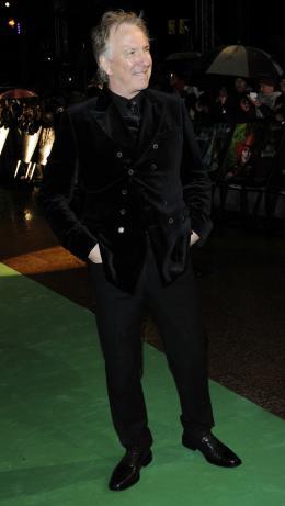 photo 319/527 - Alan Rickman - Avant-premi�re royale � Londres (25 f�vrier 2010) - Alice au pays des Merveilles - © Walt Disney Studios Motion Pictures France