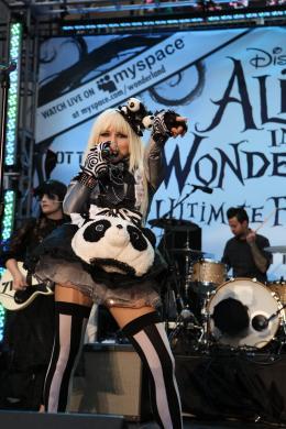 photo 420/527 - Ultimate Fan Event (25 fevrier 2010) - Alice au pays des Merveilles - © Walt Disney Studios Motion Pictures France