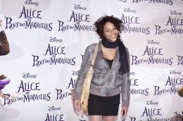 photo 507/527 - Louisy Joseph - Avant-premi�re � Paris (15 mars 2010) - Alice au pays des Merveilles - © Walt Disney Studios Motion Pictures France