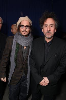 photo 460/527 - Johnny Depp et Tim Burton - Ultimate Fan Event (25 fevrier 2010) - Alice au pays des Merveilles - © Walt Disney Studios Motion Pictures France