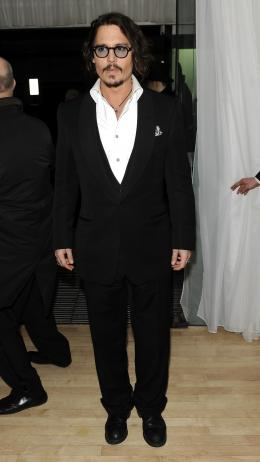 photo 171/527 - Johnny Depp - Avant-premi�re royale � Londres (25 f�vrier 2010) - Alice au pays des Merveilles - © Walt Disney Studios Motion Pictures France
