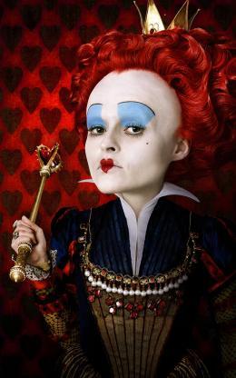 photo 73/527 - Helena Bonham Carter - Alice au pays des Merveilles - © Walt Disney Studios Motion Pictures France
