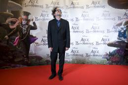 photo 508/527 - Tim Burton - Avant-premi�re � Paris (15 mars 2010) - Alice au pays des Merveilles - © Walt Disney Studios Motion Pictures France