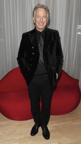 photo 367/527 - Alan Rickman - Avant-premi�re royale � Londres (25 f�vrier 2010) - Alice au pays des Merveilles - © Walt Disney Studios Motion Pictures France