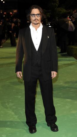 photo 190/527 - Johnny Depp - Avant-premi�re royale � Londres (25 f�vrier 2010) - Alice au pays des Merveilles - © Walt Disney Studios Motion Pictures France