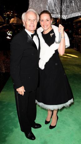 photo 127/527 - Richard D. Zanuck - Avant-premi�re royale � Londres (25 f�vrier 2010) - Alice au pays des Merveilles - © Walt Disney Studios Motion Pictures France