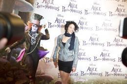 photo 506/527 - Louisy Joseph - Avant-premi�re � Paris (15 mars 2010) - Alice au pays des Merveilles - © Walt Disney Studios Motion Pictures France
