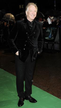 photo 325/527 - Alan Rickman - Avant-premi�re royale � Londres (25 f�vrier 2010) - Alice au pays des Merveilles - © Walt Disney Studios Motion Pictures France