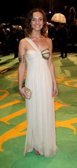 photo 128/527 - Gemma Powell - Avant-premi�re royale � Londres (25 f�vrier 2010) - Alice au pays des Merveilles - © Walt Disney Studios Motion Pictures France