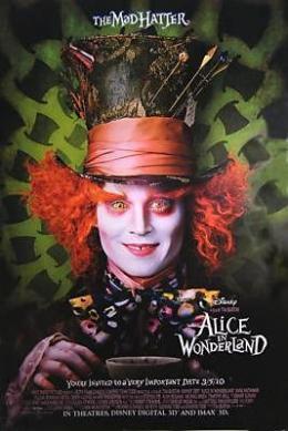 photo 81/527 - Johnny Depp - Alice au pays des Merveilles - © Walt Disney Studios Motion Pictures France