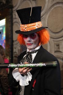 photo 438/527 - Ultimate Fan Event (25 fevrier 2010) - Alice au pays des Merveilles - © Walt Disney Studios Motion Pictures France