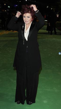 photo 328/527 - Sharon Osbourne - Avant-premi�re royale � Londres (25 f�vrier 2010) - Alice au pays des Merveilles - © Walt Disney Studios Motion Pictures France