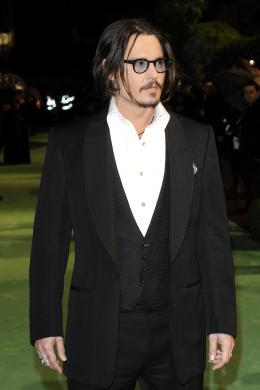 photo 223/527 - Johnny Depp - Avant-premi�re royale � Londres (25 f�vrier 2010) - Alice au pays des Merveilles - © Walt Disney Studios Motion Pictures France