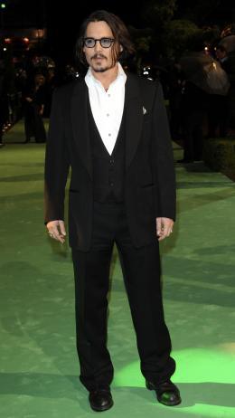 photo 201/527 - Johnny Depp - Avant-premi�re royale � Londres (25 f�vrier 2010) - Alice au pays des Merveilles - © Walt Disney Studios Motion Pictures France