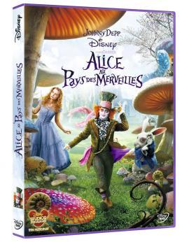 photo 525/527 - DVD - Alice au pays des Merveilles - © Walt Disney Studios Motion Pictures France