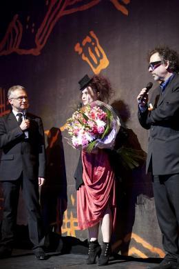 photo 473/527 - Helena Bonham Carter et Tim Burton - Avant-premi�re � Paris (15 mars 2010) - Alice au pays des Merveilles - © Walt Disney Studios Motion Pictures France