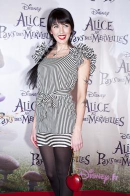 photo 471/527 - Nolwenn Leroy - Avant-premi�re � Paris (15 mars 2010) - Alice au pays des Merveilles - © Walt Disney Studios Motion Pictures France