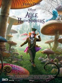 photo 100/527 - Affiche fran�aise - Alice au pays des Merveilles - © Walt Disney Studios Motion Pictures France