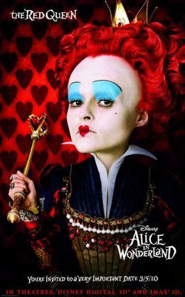 photo 78/527 - Helena Bonham Carter - Alice au pays des Merveilles - © Walt Disney Studios Motion Pictures France