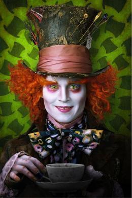 photo 76/527 - Johnny Depp - Alice au pays des Merveilles - © Walt Disney Studios Motion Pictures France