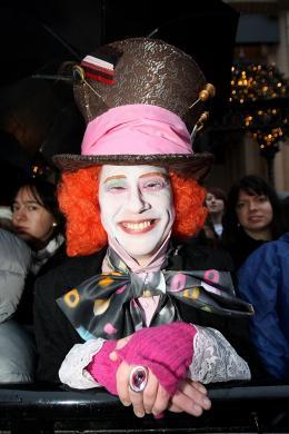 photo 388/527 - Avant-premi�re royale � Londres (25 f�vrier 2010) - Alice au pays des Merveilles - © Walt Disney Studios Motion Pictures France