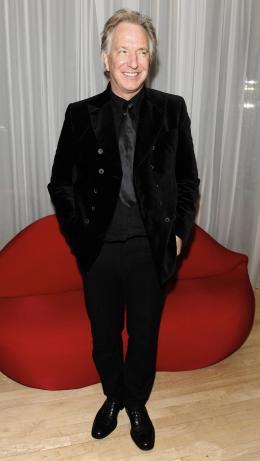 photo 156/527 - Alan Rickman - Avant-premi�re royale � Londres (25 f�vrier 2010) - Alice au pays des Merveilles - © Walt Disney Studios Motion Pictures France