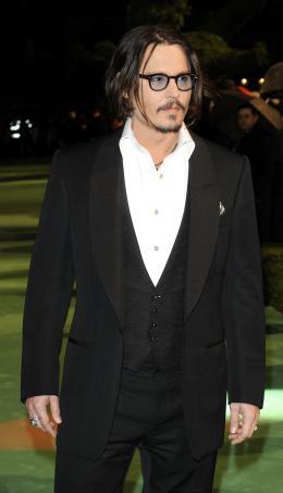 photo 219/527 - Johnny Depp - Avant-premi�re royale � Londres (25 f�vrier 2010) - Alice au pays des Merveilles - © Walt Disney Studios Motion Pictures France