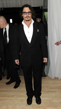 photo 166/527 - Johnny Depp - Avant-premi�re royale � Londres (25 f�vrier 2010) - Alice au pays des Merveilles - © Walt Disney Studios Motion Pictures France