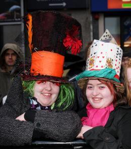 photo 129/527 - Avant-premi�re royale � Londres (25 f�vrier 2010) - Alice au pays des Merveilles - © Walt Disney Studios Motion Pictures France