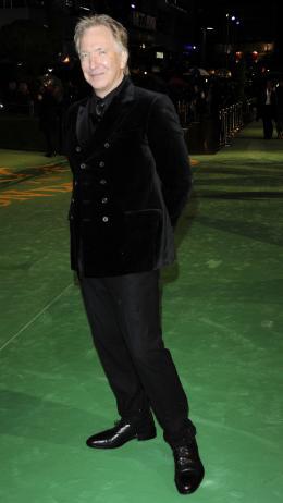 photo 291/527 - Alan Rickman - Avant-premi�re royale � Londres (25 f�vrier 2010) - Alice au pays des Merveilles - © Walt Disney Studios Motion Pictures France