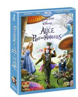photo 527/527 - Bi-pack DVD et Blu-ray - Alice au pays des Merveilles - © Walt Disney Studios Motion Pictures France