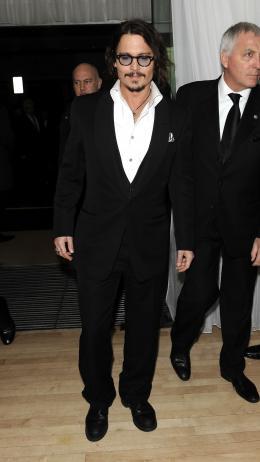 photo 164/527 - Johnny Depp - Avant-premi�re royale � Londres (25 f�vrier 2010) - Alice au pays des Merveilles - © Walt Disney Studios Motion Pictures France
