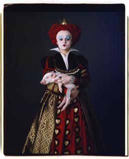 photo 86/527 - Helena Bonham Carter - Alice au pays des Merveilles - © Walt Disney Studios Motion Pictures France