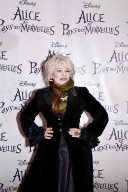 photo 488/527 - Armande Alta� - Avant-premi�re � Paris (15 mars 2010) - Alice au pays des Merveilles - © Walt Disney Studios Motion Pictures France