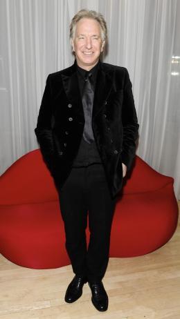 photo 168/527 - Alan Rickman - Avant-premi�re royale � Londres (25 f�vrier 2010) - Alice au pays des Merveilles - © Walt Disney Studios Motion Pictures France