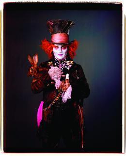 photo 84/527 - Johnny Depp - Alice au pays des Merveilles - © Walt Disney Studios Motion Pictures France