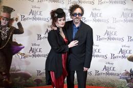 photo 517/527 - Helena Bonham Carter et Tim Burton - Avant-premi�re � Paris (15 mars 2010) - Alice au pays des Merveilles - © Walt Disney Studios Motion Pictures France