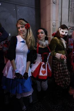 photo 441/527 - Ultimate Fan Event (25 fevrier 2010) - Alice au pays des Merveilles - © Walt Disney Studios Motion Pictures France