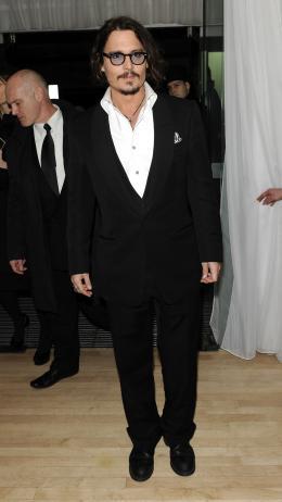 photo 139/527 - Johnny Depp - Avant-premi�re royale � Londres (25 f�vrier 2010) - Alice au pays des Merveilles - © Walt Disney Studios Motion Pictures France