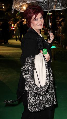photo 131/527 - Sharon Osbourne - Avant-premi�re royale � Londres (25 f�vrier 2010) - Alice au pays des Merveilles - © Walt Disney Studios Motion Pictures France